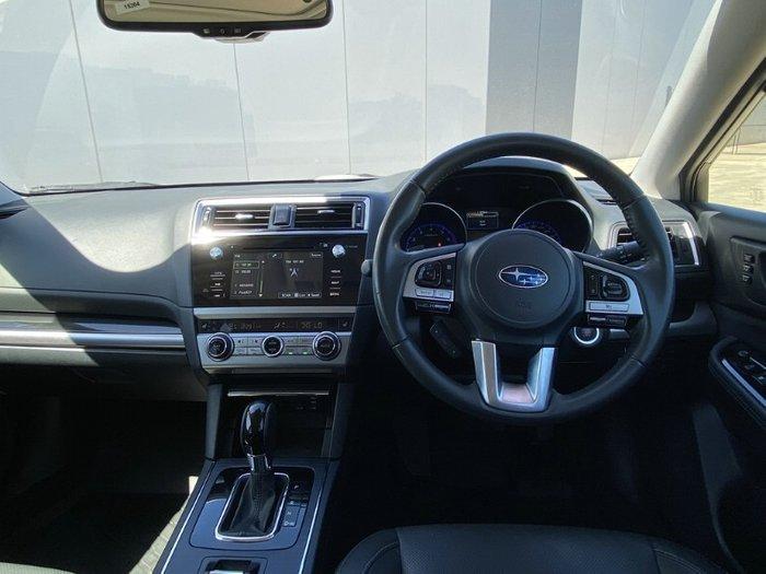 2015 Subaru Outback 2.5i Premium 5GEN MY15 Four Wheel Drive CRYSTAL WHITE PEARL