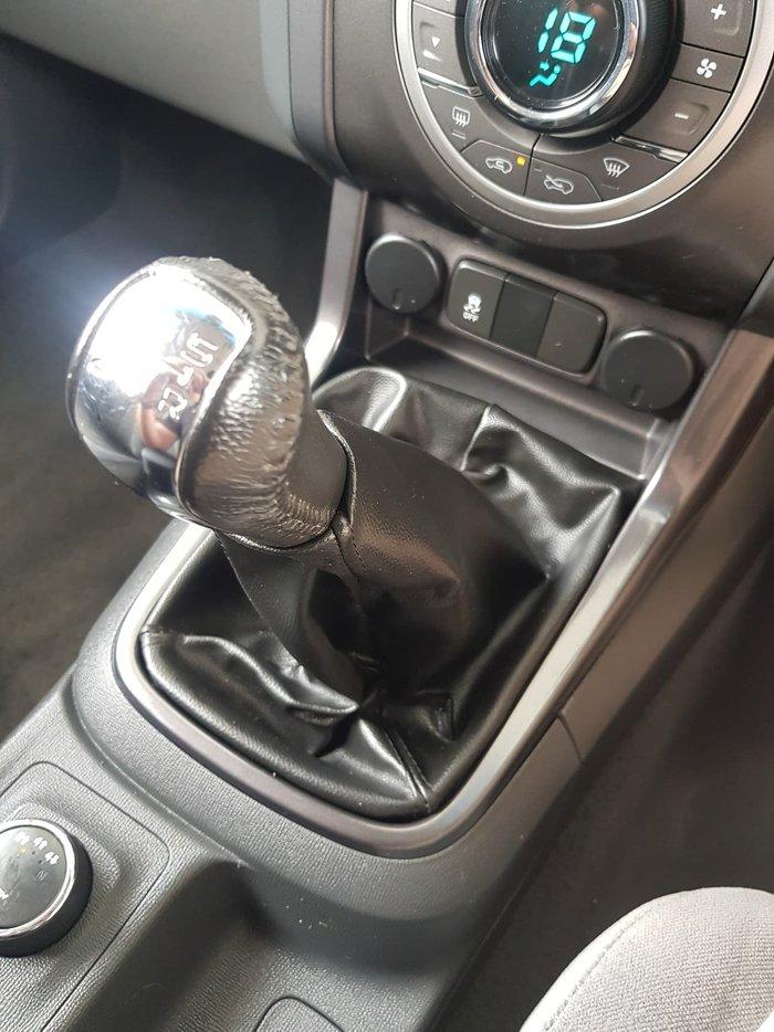 2013 Holden Colorado LTZ RG MY13 4X4 Dual Range Grey