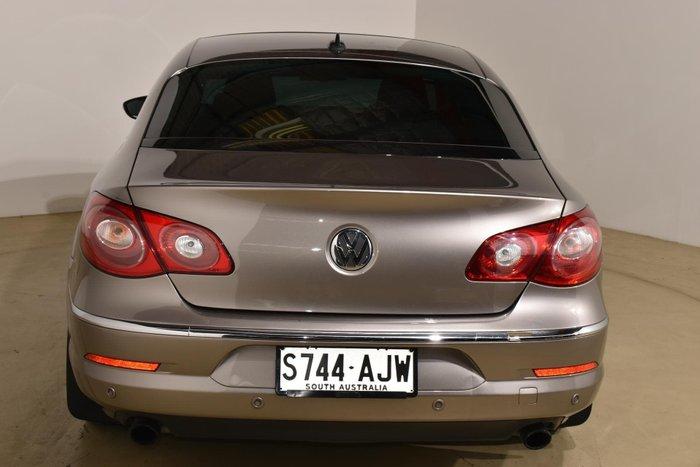 2010 Volkswagen Passat V6 FSI CC Type 3CC MY11 Four Wheel Drive Brown
