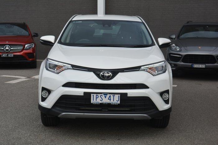 2018 Toyota RAV4 GX ASA44R 4X4 On Demand Glacier White