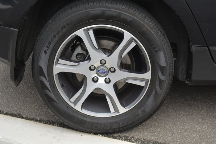 2010 Volvo XC60 T6 R-Design MY11 Four Wheel Drive Black