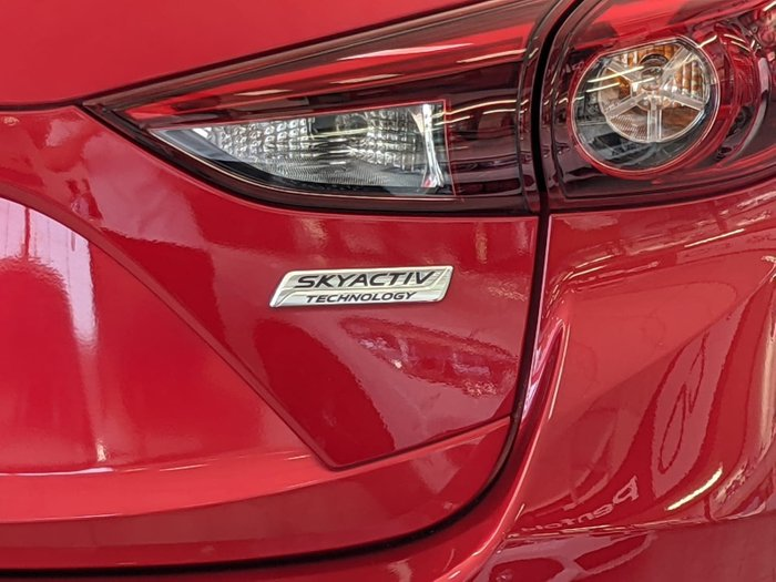 2015 Mazda 3 SP25 GT BM Series Soul Red