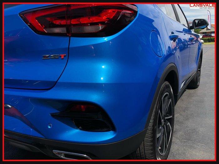 2020 MG ZST Essence MY21 Blue Sapphire