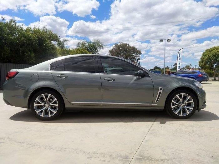2015 Holden Calais VF MY15 Grey