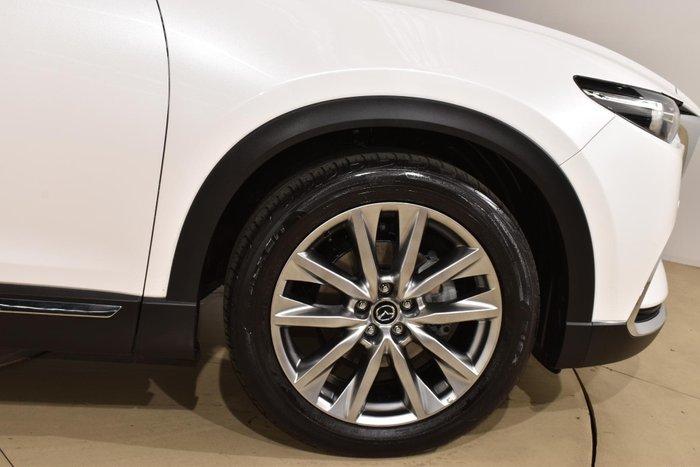2016 Mazda CX-9 Azami TC Snowflake White Pearl