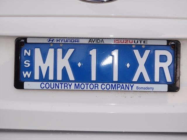 2005 Ford Falcon XR6 BA Mk II White