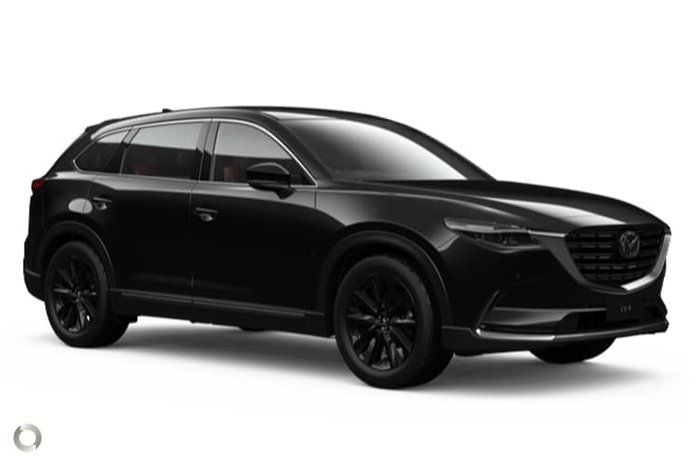 2020 Mazda CX-9 GT SP TC 4X4 On Demand Jet Black