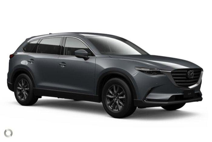 2020 Mazda CX-9 Touring TC 4X4 On Demand Polymetal Grey