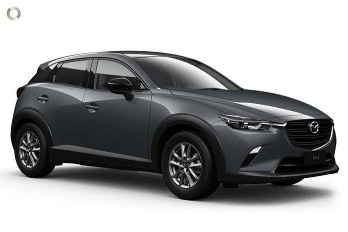 2020 Mazda CX-3 Maxx Sport LE DK Polymetal Grey