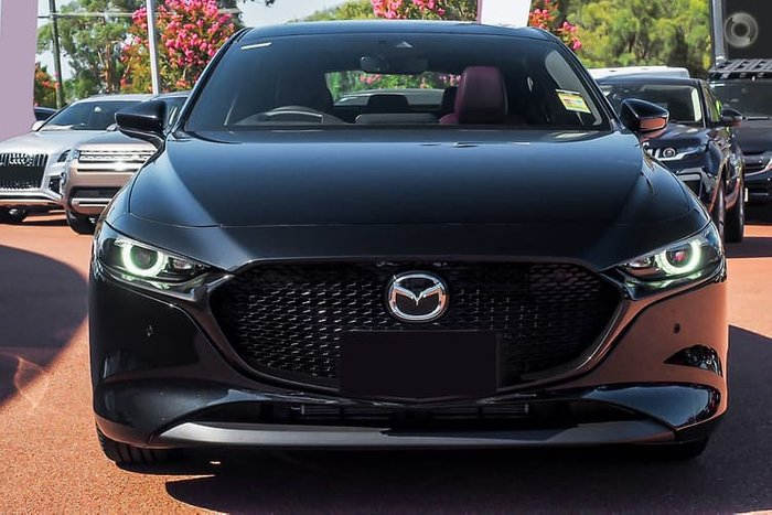 2020 Mazda 3 G25 Astina BP Series Jet Black