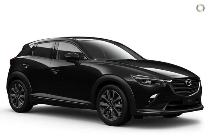 2020 Mazda CX-3 sTouring DK Jet Black