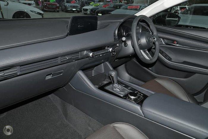 2020 Mazda 3 G20 Touring BP Series Jet Black