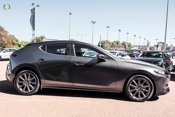 2020 Mazda 3 G20 Evolve BP Series Machine Grey