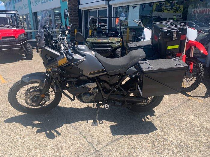 2015 Yamaha XT660Z TENERE