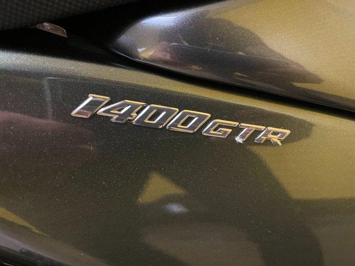 2013 Kawasaki 1400 GTR ABS (K-ACT) Grey