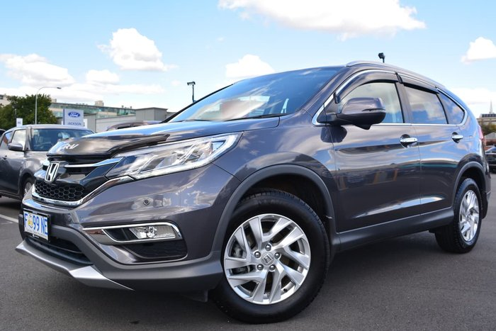 2017 Honda CR-V VTi-S RM Series II MY17 Grey