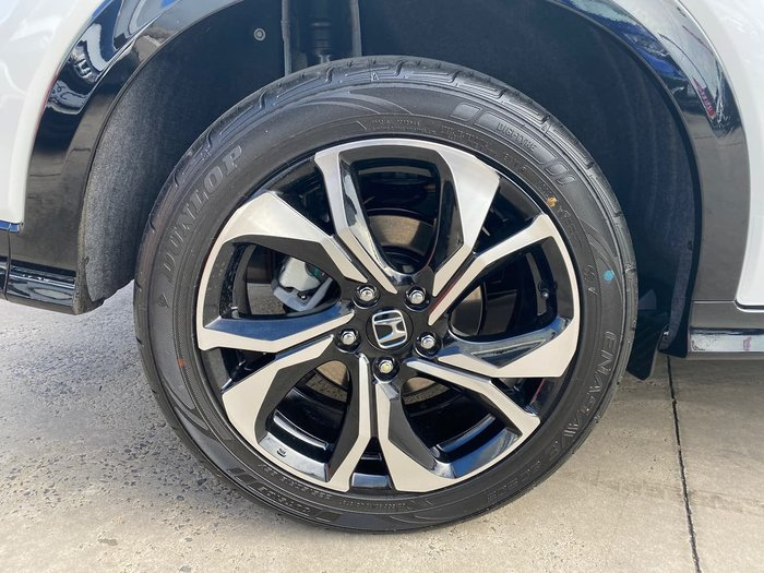2021 HONDA HR-V RS (No Series) White