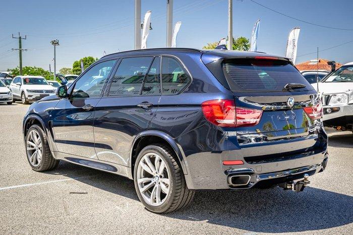 2017 BMW X5 xDrive40d F15 4X4 Constant Black