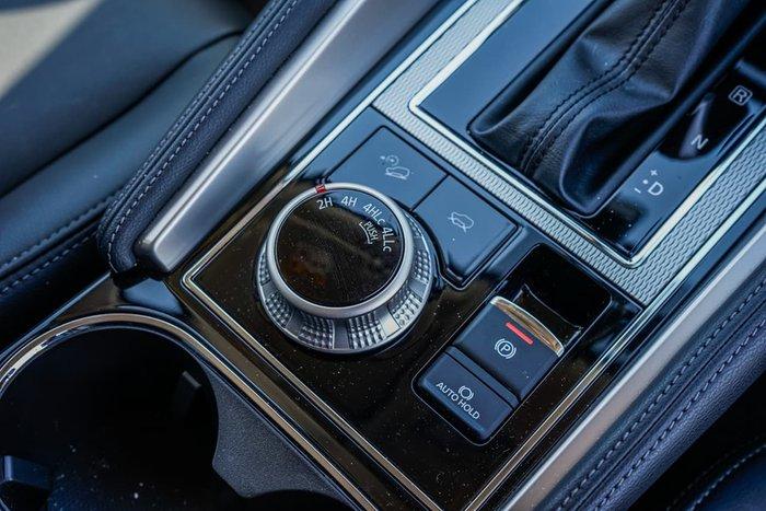 2020 Mitsubishi Pajero Sport GLX QF MY20 4X4 Dual Range White