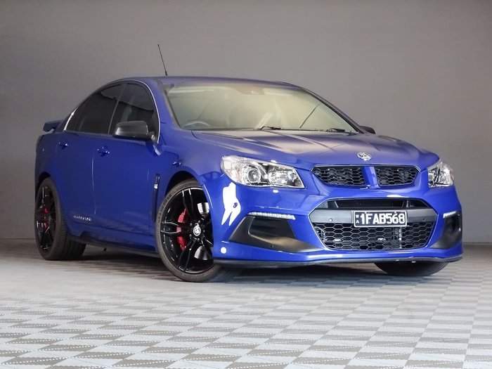 2015 Holden Special Vehicles Clubsport R8 LSA GEN-F2 MY16 Blue