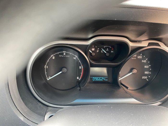 2012 Ford Ranger XL Hi-Rider PX Silver