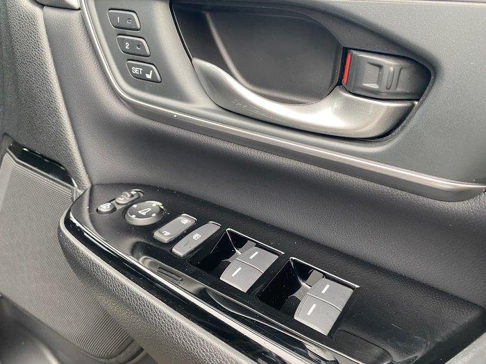 2018 Honda CR-V VTi-LX RW MY18 4X4 On Demand Black