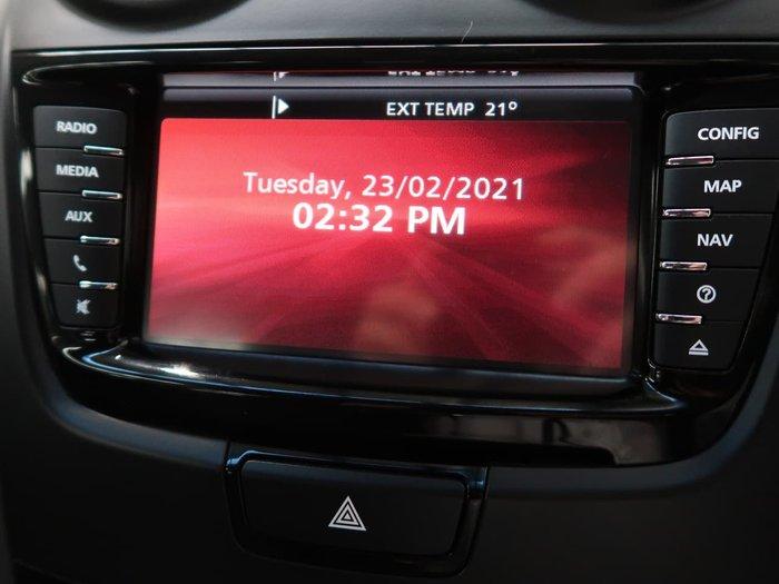 2012 Holden Commodore SS V Z Series VE Series II MY12.5 Black