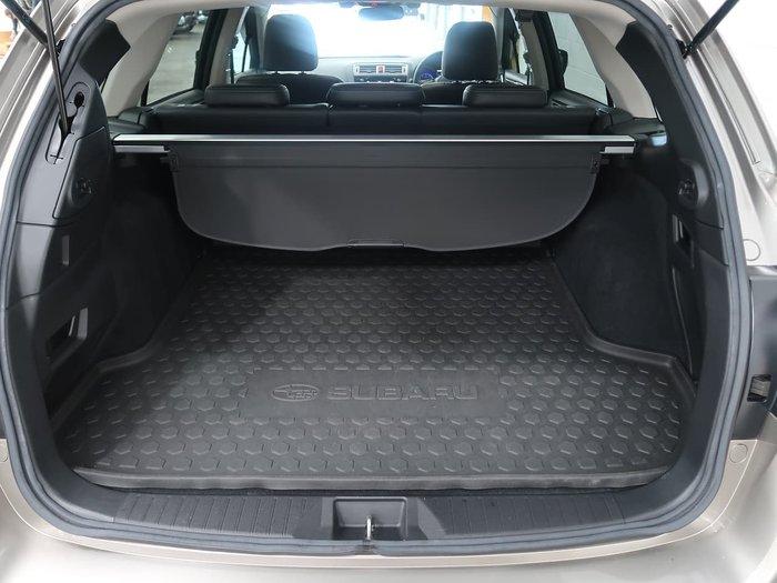 2015 Subaru Outback 2.5i Premium 5GEN MY15 AWD Gold