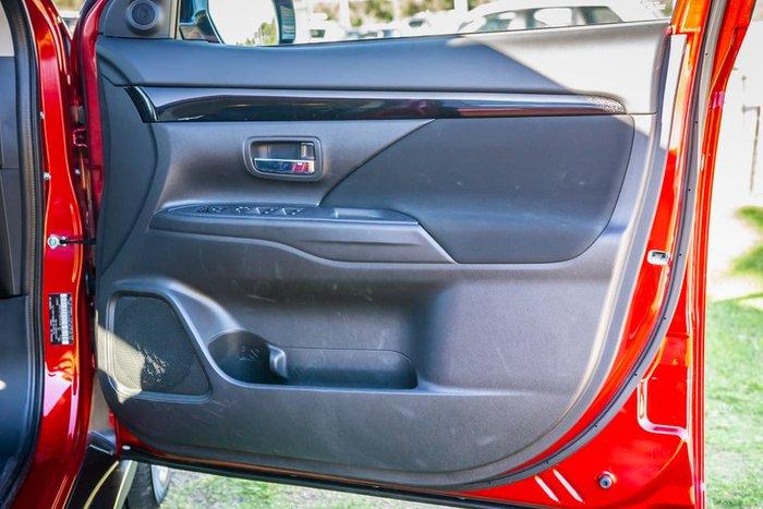 2020 Mitsubishi Outlander ES ZL MY21 Red