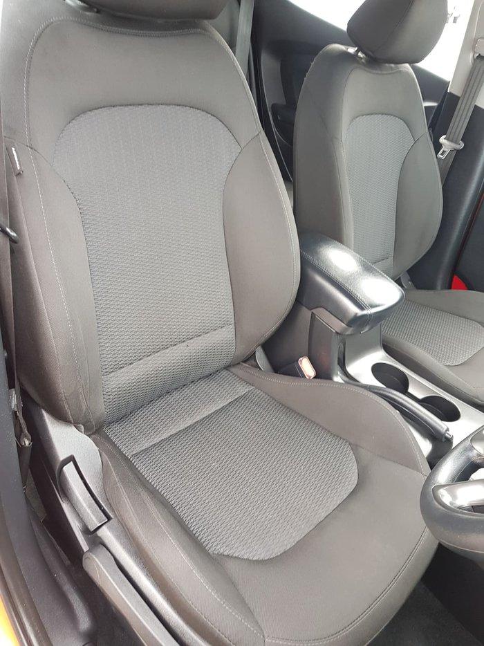 2014 Hyundai ix35 Active Series II Orange