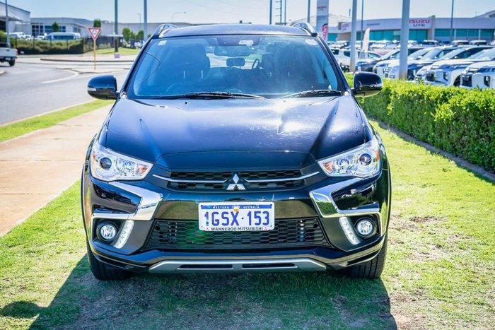 2018 Mitsubishi ASX XLS XC MY18 4X4 Constant Black