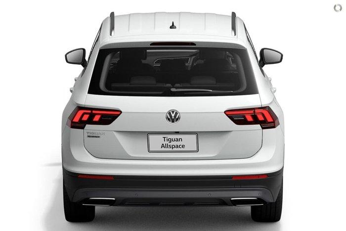 2021 Volkswagen Tiguan 110TSI Comfortline Allspace 5N MY21 White
