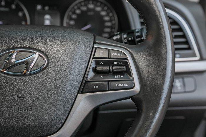 2016 Hyundai Elantra Elite AD MY17 Iron Grey