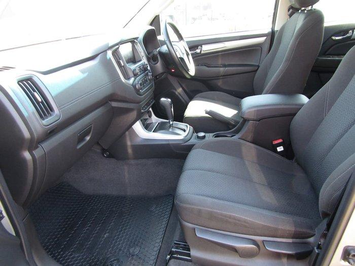 2017 Holden Colorado LTZ RG MY17 4X4 Dual Range Grey