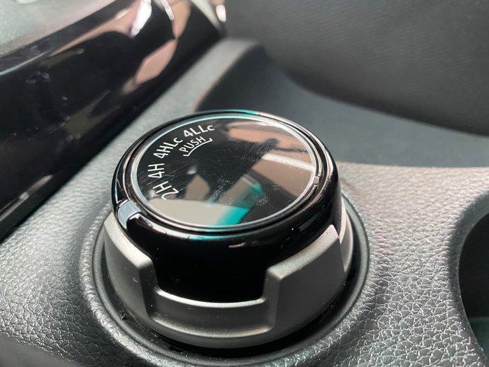 2016 Mitsubishi Triton GLS MQ MY16 4X4 Dual Range Titanium