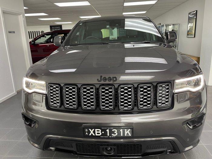 2020 Jeep Grand Cherokee Night Eagle WK MY20 4X4 Dual Range Granite Crystal