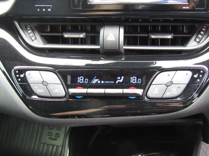 2018 Toyota C-HR Koba NGX50R 4X4 On Demand White
