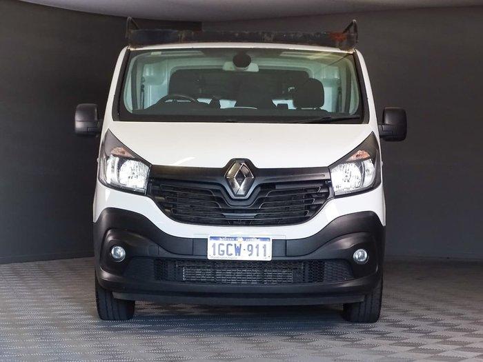 2016 Renault Trafic 103KW X82 White