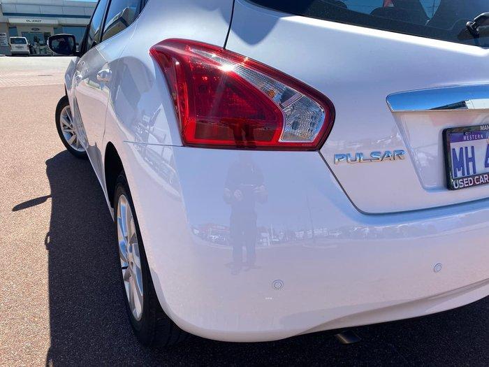 2016 Nissan Pulsar ST-L C12 Series 2 White