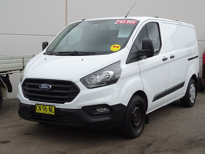 2018 Ford Transit Custom 300S VN MY18.75 White