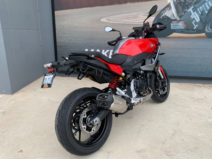 2020 Bmw F 900 XR TOUR Red