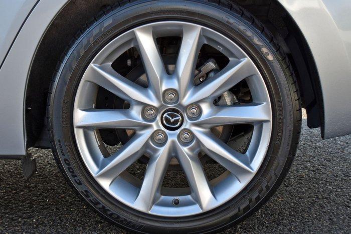 2017 Mazda 3 SP25 BN Series Sonic Silver