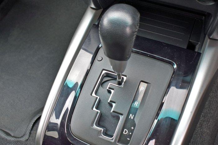2016 Mitsubishi Triton GLS MQ MY17 4X4 Dual Range Sterling Silver