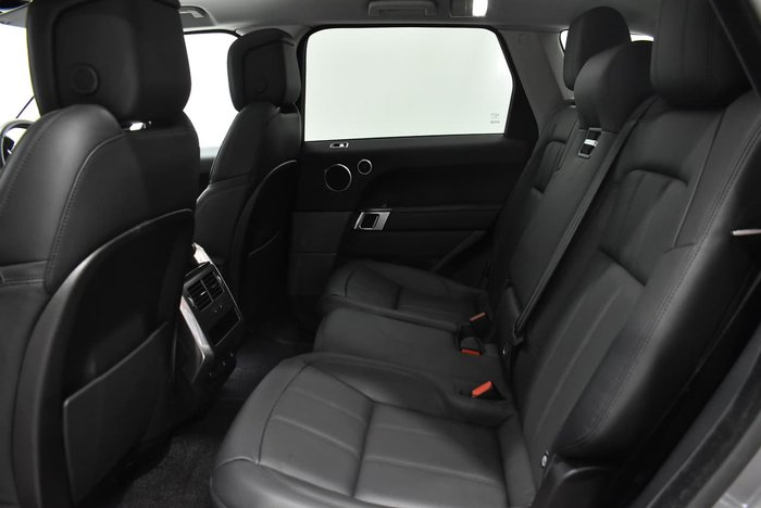 2020 Land Rover Range Rover Sport SDV6 183kW SE L494 MY20 4X4 Constant Eiger Grey