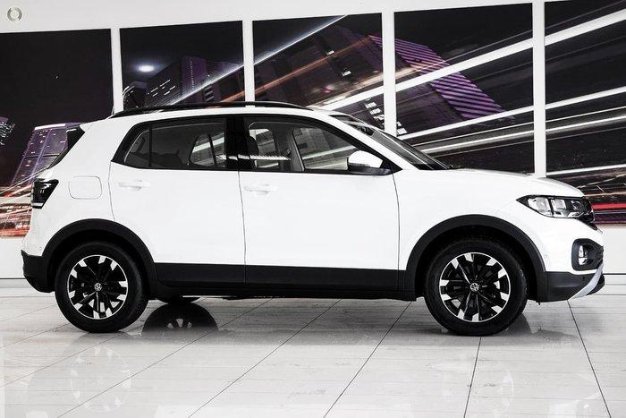 2020 Volkswagen T-Cross 85TSI Life C1 MY21 White