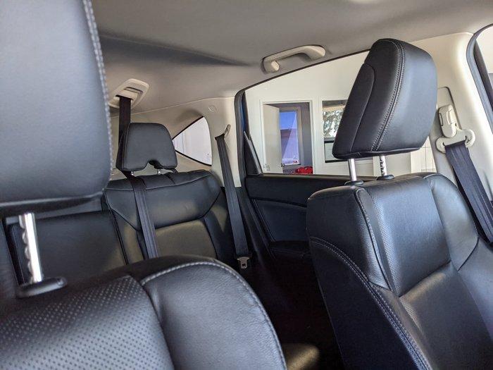 2015 Honda CR-V VTi-L RM Series II MY16 Brilliant Sporty Blue