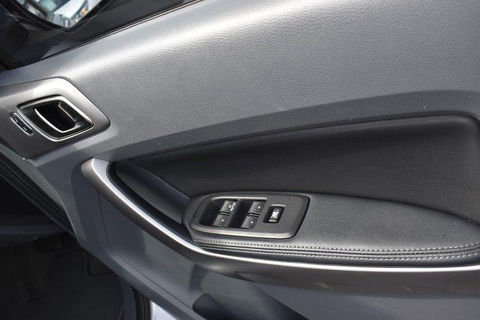 2018 Ford Ranger XLT PX MkII MY18 4X4 Dual Range Silver