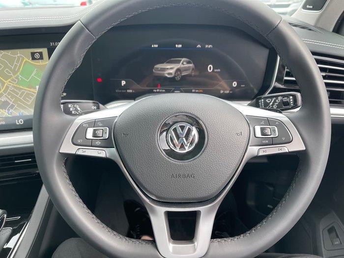 2020 Volkswagen Touareg 190TDI Premium CR MY20 Four Wheel Drive Grey