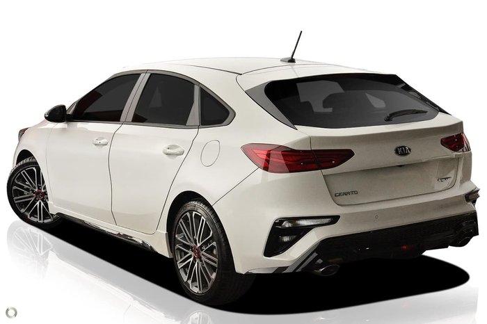 2020 Kia Cerato GT BD MY21 Clear White