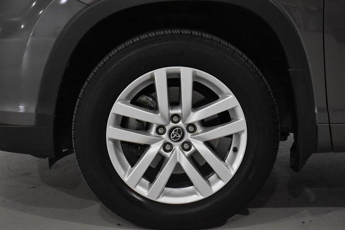 2016 Toyota Kluger GX GSU55R Four Wheel Drive Predawn Grey